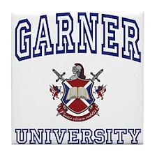 GARNER University Tile Coaster