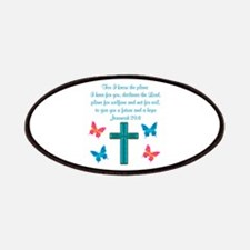 JEREMIAH 29:11 Patches