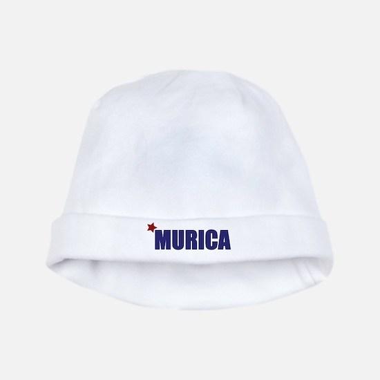 'Murica America baby hat