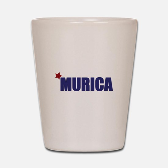 'Murica America Shot Glass