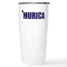 'Murica America Travel Mug