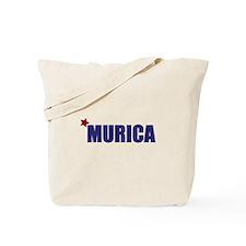 'Murica America Tote Bag