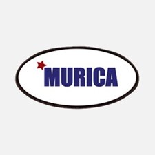 'Murica America Patches