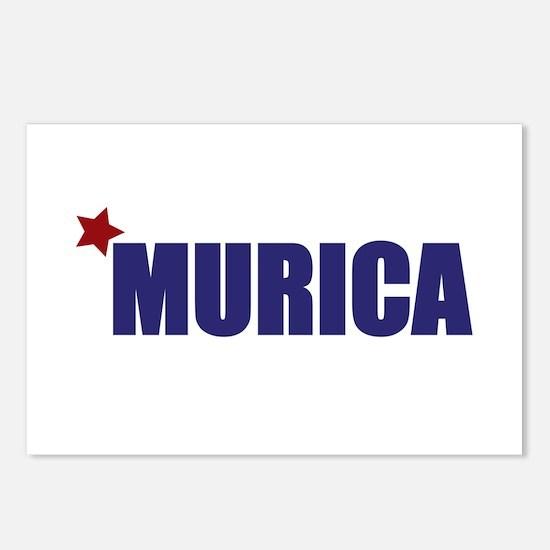 'Murica America Postcards (Package of 8)
