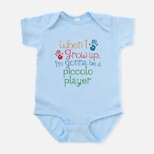 Future Piccolo Player Infant Bodysuit