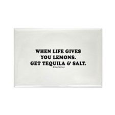 When life gives you lemons, get tequila Rectangle