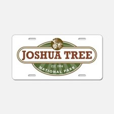 Joshua Tree National Park Aluminum License Plate