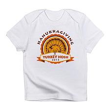Hanukkah Turkey Nosh Infant T-Shirt