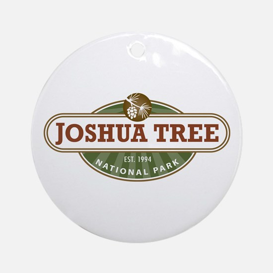 Joshua Tree National Park Ornament (Round)