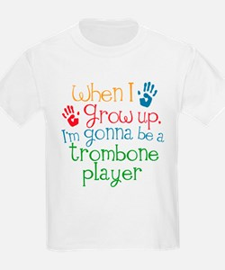 Future Trombone Player T-Shirt