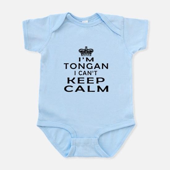 I Am Tongan I Can Not Keep Calm Infant Bodysuit