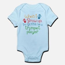 Future Trumpet Player Infant Bodysuit