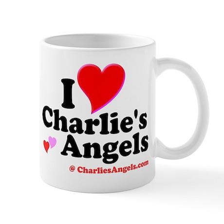 I Heart Charlie's Angels Mug