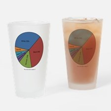 michele-mixed-plate Drinking Glass