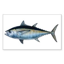 Blackfin Tuna Decal