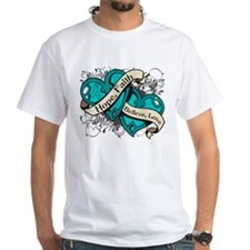 PKD Hope Faith Dual Hearts Shirt