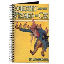 Dorothy and the WIzard in Oz Journal