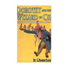 Dorothy and the WIzard in Oz Decal