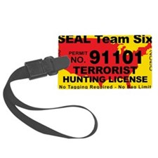 TH-License-SEAL-Team-Six Luggage Tag