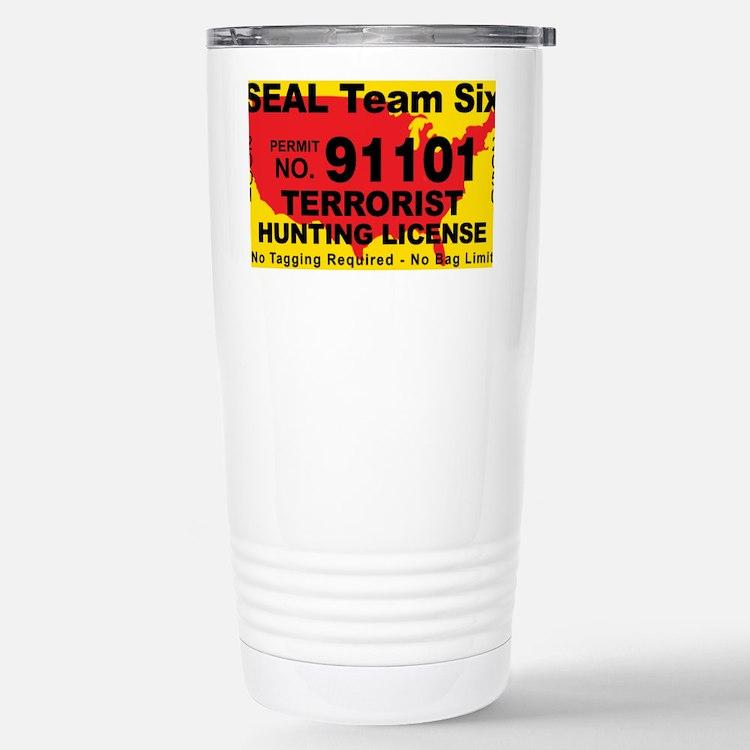TH-License-SEAL-Team-Six Travel Mug