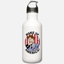 Wake up America! Water Bottle