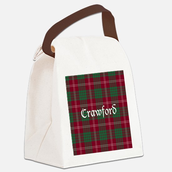 Tartan - Crawford Canvas Lunch Bag