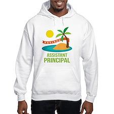Retired Assistant Principal Hoodie Sweatshirt