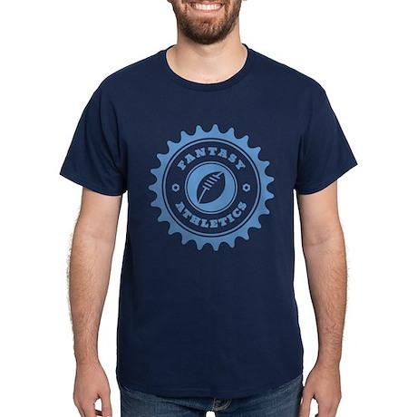 Fantasy Football ATHLETICS V02 Dark T-Shirt