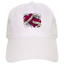 Multiple Myeloma Hope Hearts Baseball Cap
