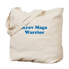 Krav Maga Warrior Tote Bag