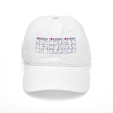 2-8.31x3_bev Baseball Cap