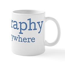 Geography is Everywhere Mug
