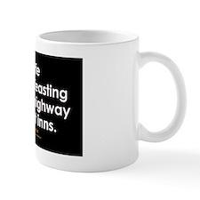Democritus Life Without Feasting wallpe Mug