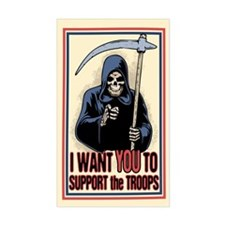 Death Support System Decal
