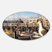 Fishermans Wharf Decal