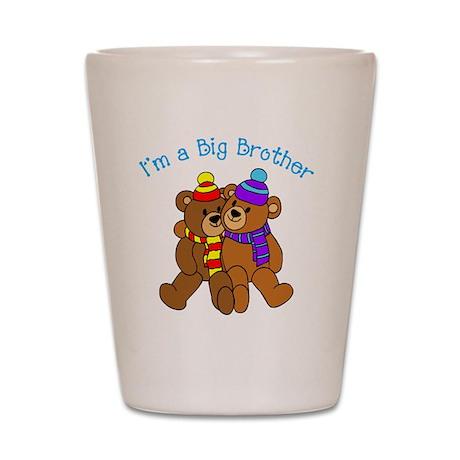Bear Big Bro Shot Glass