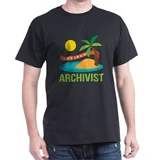 Retired Archivist T-Shirt