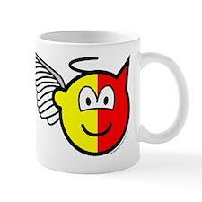 Angel/Devil smiling<br>Mug