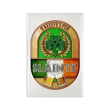 O'Keeffe's Irish pub Rectangle Magnet