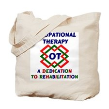 OT Dedication Tote Bag