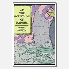 MOUNTAINS OF MADNESS POSTER Banner