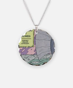 MOUNTAINS OF MADNESS POSTER Necklace