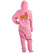 slugbabe2a Footed Pajamas