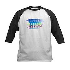 Rainbow Skaters Baseball Jersey
