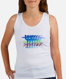 Rainbow Skaters Tank Top