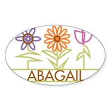ABAGAIL-cute-flowers Decal