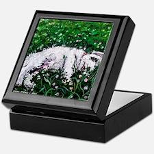 Sealyham Terrier Keepsake Box