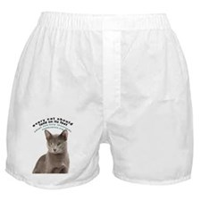 Everycatshouldland Boxer Shorts