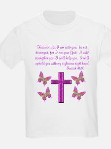 ISAIAH 41:10 T-Shirt