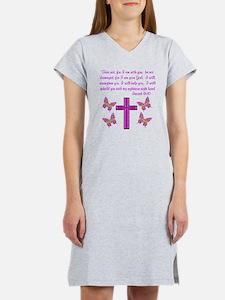 ISAIAH 41:10 Women's Nightshirt